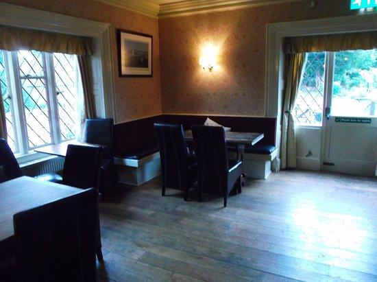 Hilmarton, UK: Lounge