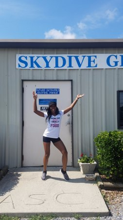 Cedartown, GA: Skydive Georgia