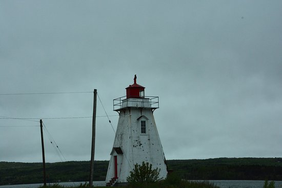 Schafner Point Lighthouse