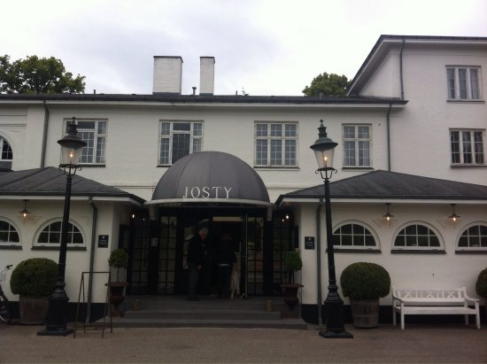 hotel josty frederiksberg danemark voir les tarifs et. Black Bedroom Furniture Sets. Home Design Ideas
