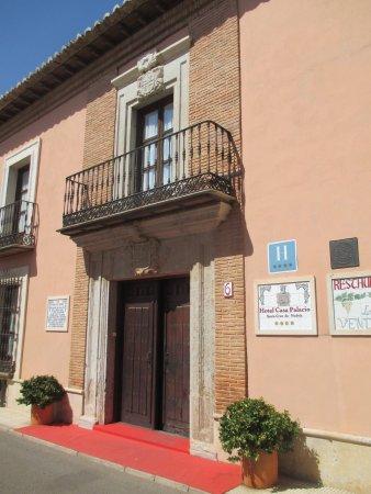 Hotel Casa Palacio: Inkom