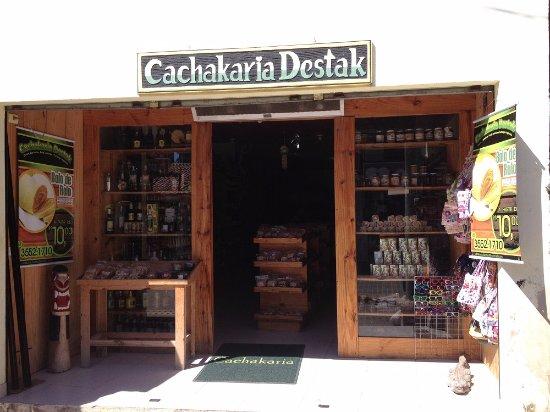 Cachakaria Destak: ótima localização