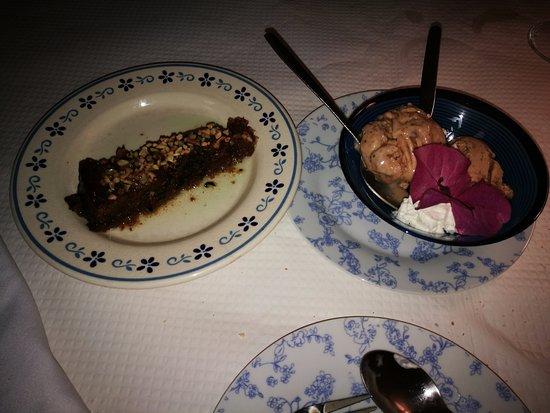 Restaurante Malveiro : sobremesa algarvia