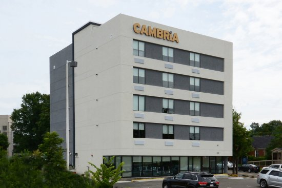 Pavilion Building Picture Of Cambria Hotel Suites Durham Near Duke University Durham