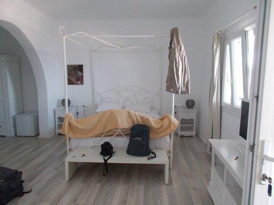 Letto A Baldacchino Immagini.Letto A Baldacchino Picture Of With Inn Tourlos Tripadvisor