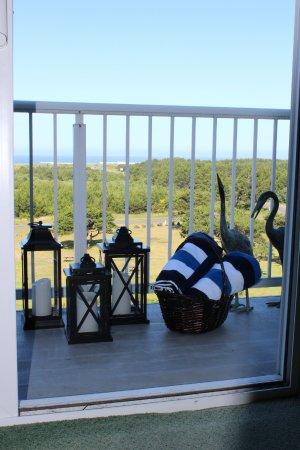 Chateau Westport: Chateau Suite/ Executive Suite Balcony View