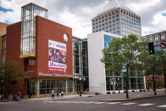 Minnesota Children's Museum: Museum exterior