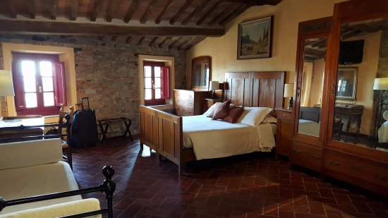 San Gennaro Collodi, Italy: Our suite - Spacious and Comfortable