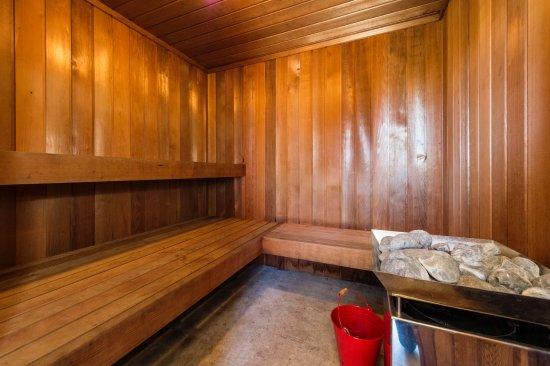 Asure Parklands Motor Lodge : Sauna