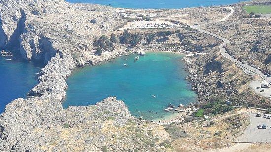 Agios Pavlos Beach (Saint Paul) - Picture of Agios Pavlos ...