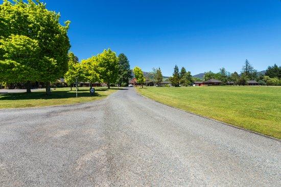 Asure Parklands Motor Lodge : Entrance