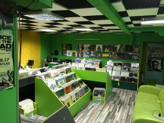Diskultura True Vinyl Records Shop