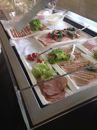 Renningen, Germany: Frühstück