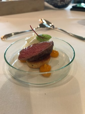 Hotel Seepark Restaurants & Bar: Amuse Bouche