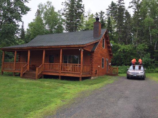 Rangeley Lake Resort, a Festiva Resort: Happy campers