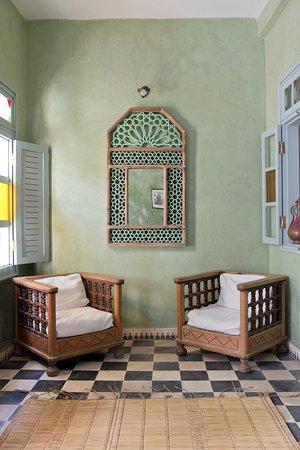 Riad des palmiers essaouira maroc voir les tarifs et for Salon zen rabat tarifs