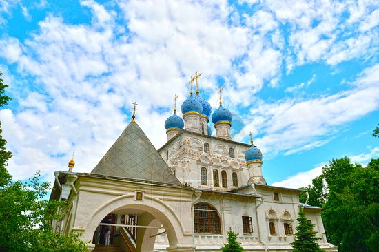 Church of the Kazan Icon of the Mother of God in Kolomenskoye