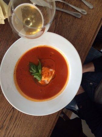 Karme Kuulik : Холодный томатный суп