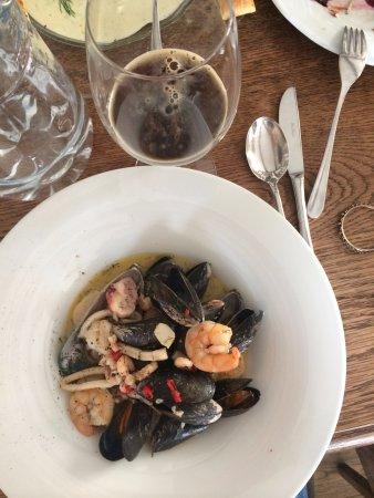 Karme Kuulik : Морепродукты в винном соусе