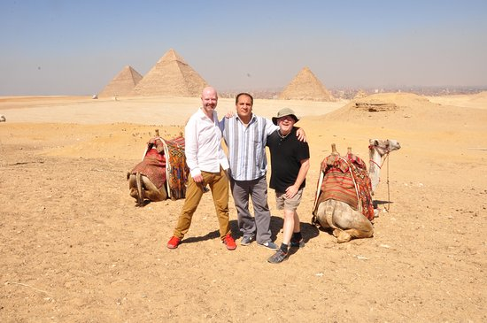 Emad Abu Hadeda - Private Day Tours: Great day in Egypt!