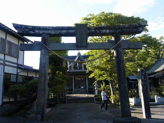 Oshima Shrine