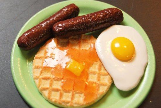 Chisago City, MN: Breakfast