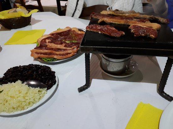 Restaurante O Saloio: Picanha,  só picanha!