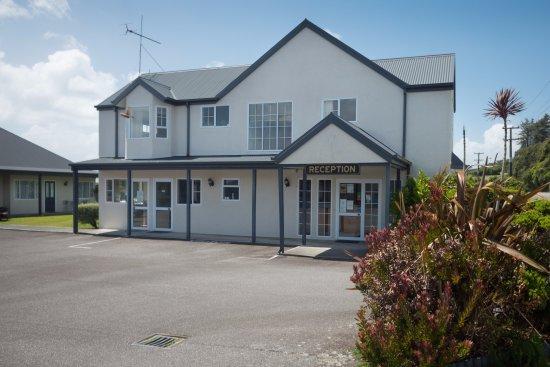 Fitzherbert Court Motel: House and reception