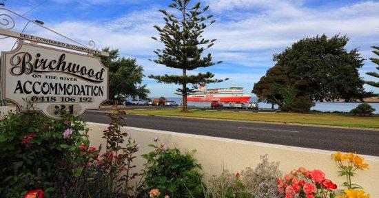 Birchwood Devonport Self Contained Accommodation Australien Kro Anmeldelser