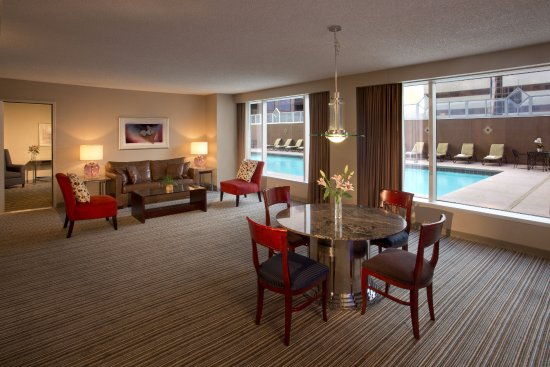 Hyatt Regency Albuquerque: Hospitality Suite