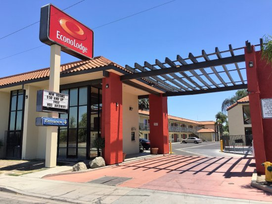 Econo Lodge Bakersfield Fairgrounds Welcome To By Choice Hotels