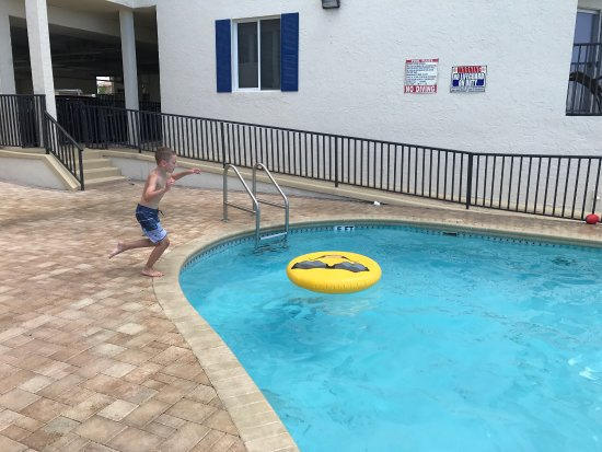 Our week at Belleair beach club