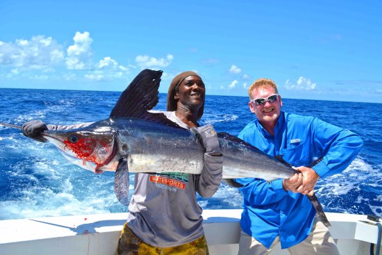Spanish Town, فيرجن جوردا: A deep sea fishing experience like no other!