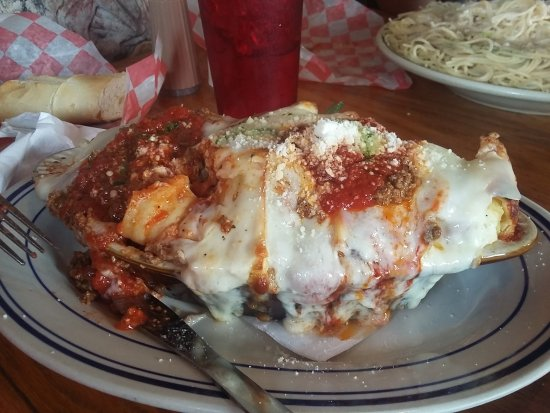 Keyser, Virginia Occidental: Lasagna