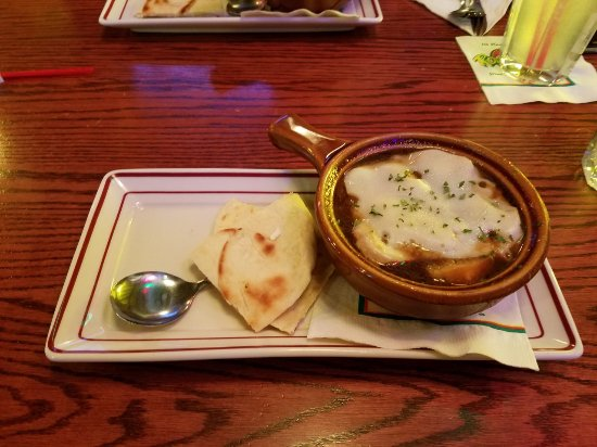 Massillon, OH: French Onion Soup