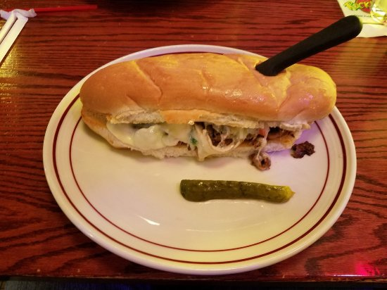 Massillon, OH: Philly Beef Sandwich