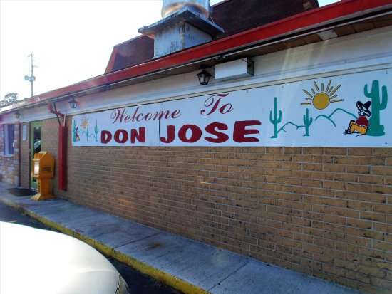 Colonial Heights, VA: Front Entrance to Don Jose