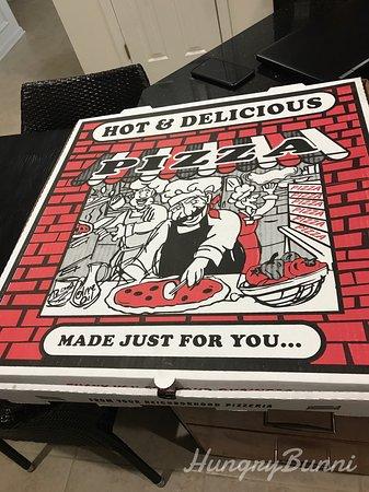 Johns Creek, GA: Capaldis Pizza