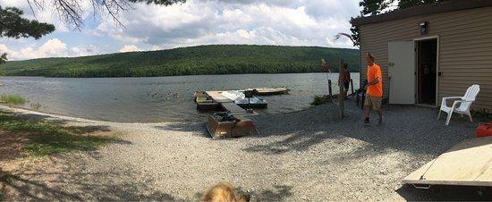 Mauch Chunk Lake Park: Mauch Chunk Lake Boat Rental