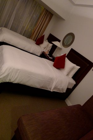 Copthorne King's Hotel Singapore: Room