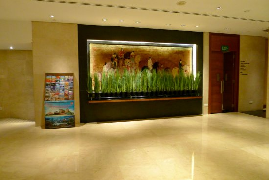 Copthorne King's Hotel Singapore: Lobby