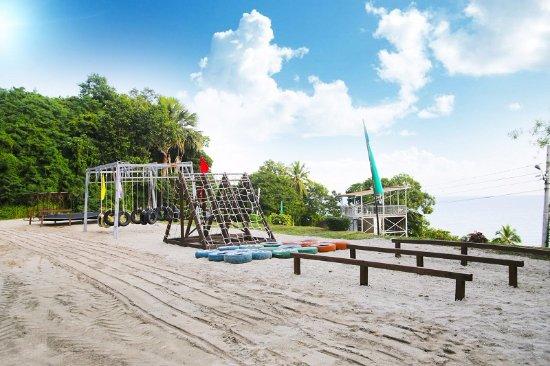 Palm Beach Great Resort In Laiya