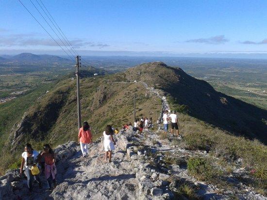 Monte Santo, BA: descendo a serra...