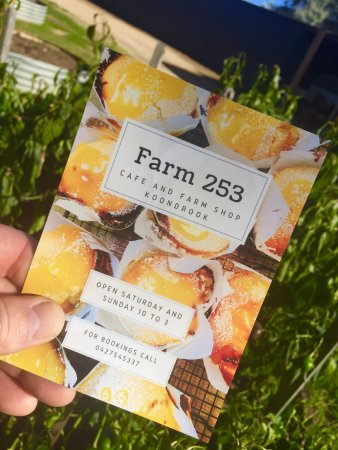 Koondrook, Australia: Farm 253 is a beautiful place to visit for amazing food.