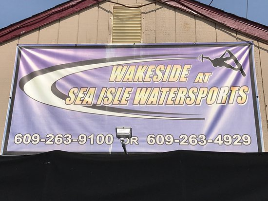 Sea Isle City, Nueva Jersey: Wakeside Watersports