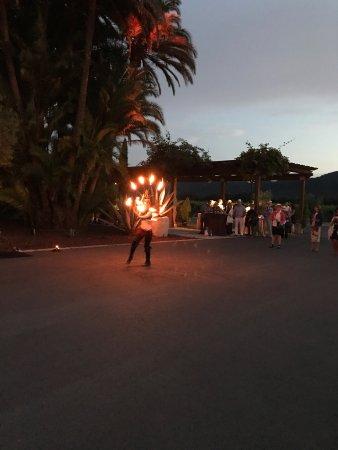 Rutherford, Califórnia: Sunset Palm Dinner - 6/24/17!