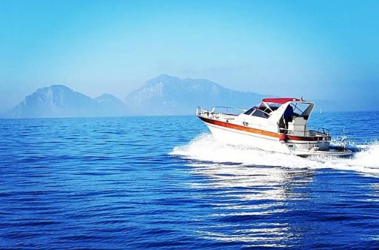 Capri Boat Excursion from Sorrento