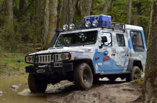 Lakes District 4x4 Full-Day Tour med...