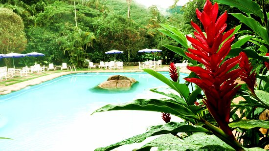 Hotel Rio Perlas Spa & Resort: Natural Thermal Pool