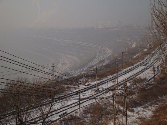 Xilu Open Mine : 露天坑